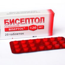 Является ли Бисептол антибиотиком?