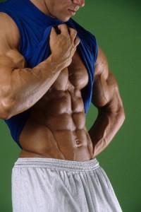 О том, как быстро накачать мышцы