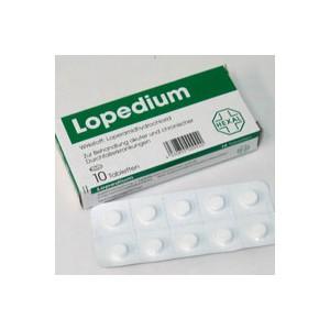 Применение Лопедиума при лечении диареи