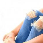 Что делать, когда отекло колено