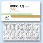 Клион Д для лечения заболеваний, передающихся половым путем