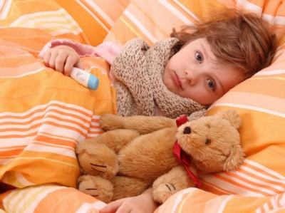 Ангина у детей 2 лет, лечение