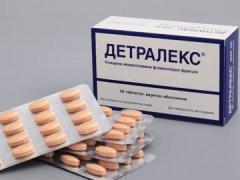 Лекарство Детралекс: инструкция к применению