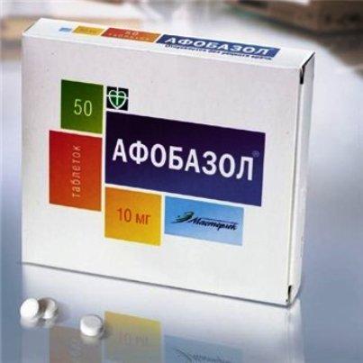 описание Афобазола