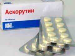 Аскорутин при варикозе – насколько он эффективен?