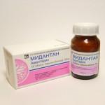 Мидантан — противопаркисонический препарат, который назначается для профилактики гриппа