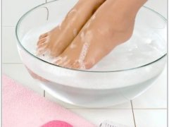 Лечение сухих мозолей на ногах