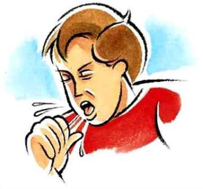 Если у ребенка сильный кашель, как ему помочь