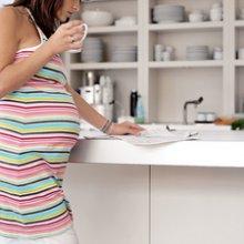 Зуд ночью во время беременности