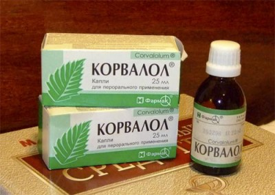 Капли Корвалол как универсальное средство для лечения сердечно-сосудистых заболеваний