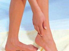 Если отекают мышцы ног
