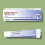 Краткое описание препарата Бинафин