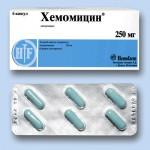 Инструкция Хемомицина. Что нужно знать о препарате