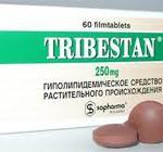 Трибестан в аптеках