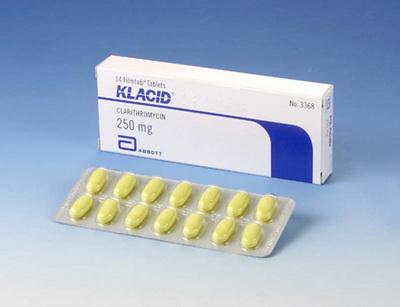Лекарство клацид инструкция по применению