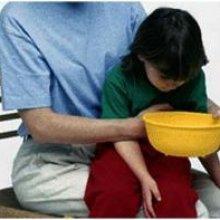 Причины и лечение рвоты у детей