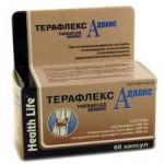 Терафлекс адванс: назначение и прием препарата