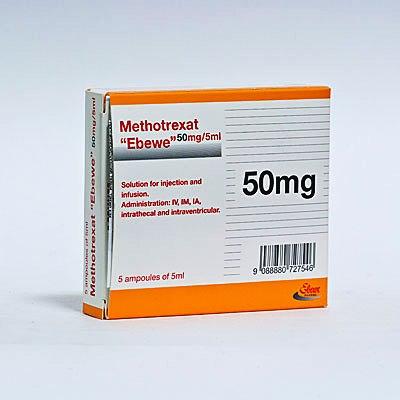 Как используется Метотрексат при ревматоидном артрите