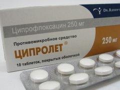 Как правильно применять антибактериальный препарат Ципролет