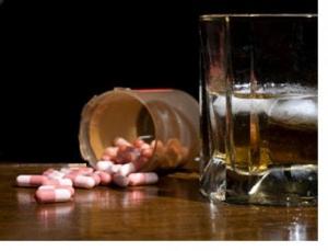 Препарат противопоказано употреблять параллельно с алкоголем