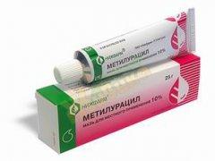 Метилурацил: описание, применение, отзывы