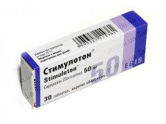 Отзывы об антидепрессанте Стимулотон