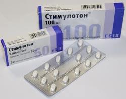 Стимулотон - антидепрессант, не оказывающий седативного и стимулирующего действия