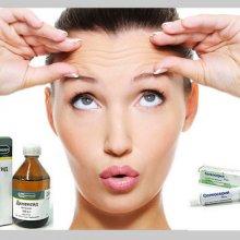 Димексид для лица — спасение от угревой сыпи
