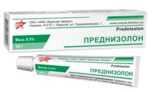 Преднизолон - эффективное средство при кожном зуде, аллергии, воспалении кожных покровов