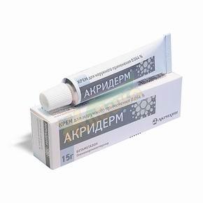 Применение данного лекарственного средства на лице длительное время не рекомендовано