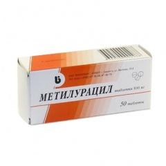 Часто Метилурацил используют в бодибилдинге для наращивания мышечной массы