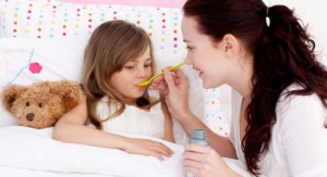 Первый признак пневмонии – повышение температуры