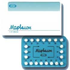 Множество врачей рекомендуют своим пациенткам Марвелон