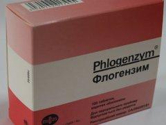 Отзывы потребителей о препарате Флогэнзим
