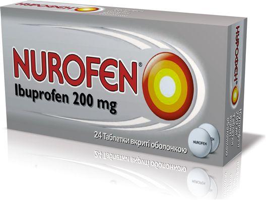 Таблетки Нурофена: инструкция к применению препарата