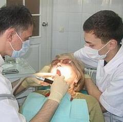 Лечение опухоли проводится в отделении стоматологической хирургии и оториноларингологии