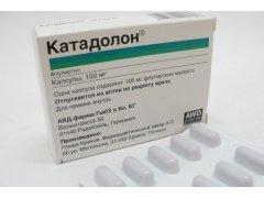 Лекарство Катадолон. От чего и для чего оно?