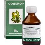 Содекор — препарат с универсальными свойствами