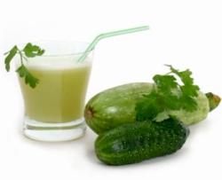 В свежих огурцах содержаться полезные и нужные для организма минеральные вещества и витамины