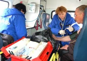 Сегодня популярной услугой в Москве является вызов платной скорой помощи