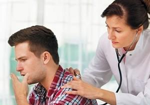 Как правило, главный симптом воспаления бронхов – это изнуряющий кашель