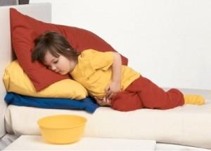 Средства от рвоты для детей