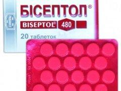 Препарат Бисептол: эффективное средство при простуде
