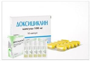 Недорогим заменителем препарата Юнидокс Солютаб врачи считают Доксициклин