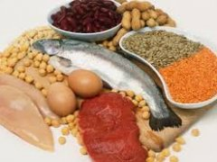Количество белка в продуктах питания