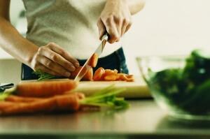 Правильное питание будет способствовать процессу выздоровления