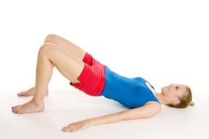 Лечебную гимнастику следует проводить под контролем специалиста