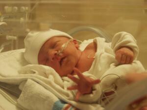 Лечение задержки внутриутробного развития плода продолжается также после рождения ребенка