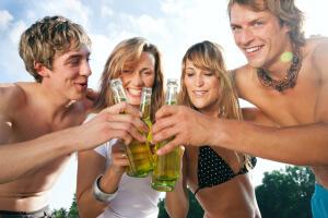 Пиво приносит пользу только при его умеренном употреблении