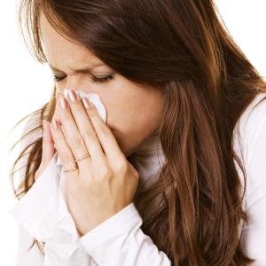 Запрещено промывать нос при наличии отита